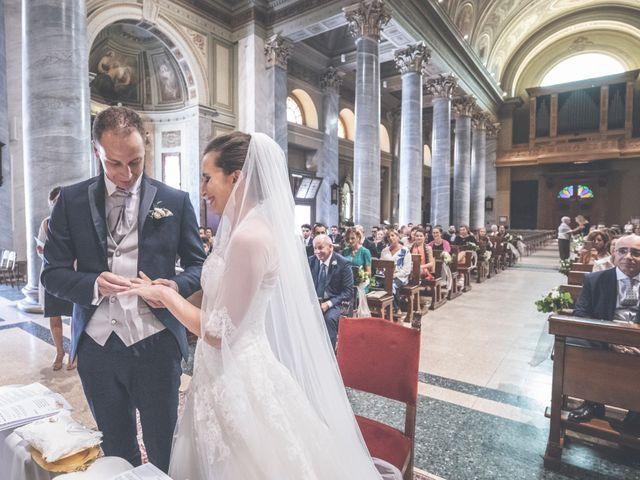Il matrimonio di Manuele e Martina a Brugherio, Monza e Brianza 31
