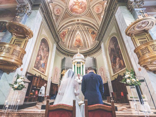 Il matrimonio di Manuele e Martina a Brugherio, Monza e Brianza 33