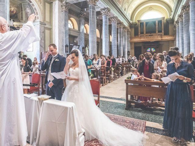 Il matrimonio di Manuele e Martina a Brugherio, Monza e Brianza 35