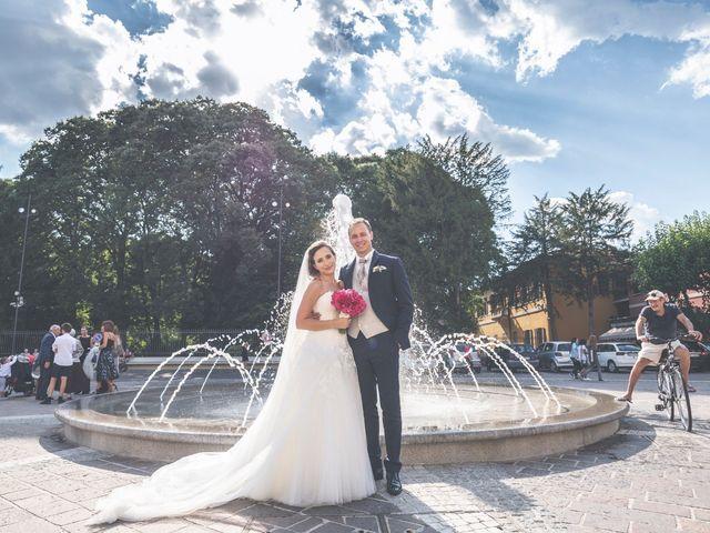 Il matrimonio di Manuele e Martina a Brugherio, Monza e Brianza 40