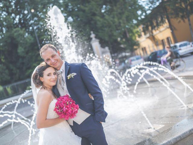 Il matrimonio di Manuele e Martina a Brugherio, Monza e Brianza 42