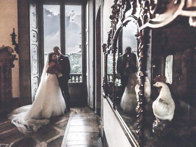 Il matrimonio di Manuele e Martina a Brugherio, Monza e Brianza 46