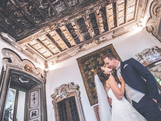 Il matrimonio di Manuele e Martina a Brugherio, Monza e Brianza 50