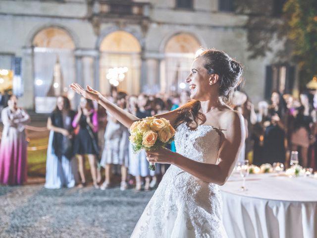 Il matrimonio di Manuele e Martina a Brugherio, Monza e Brianza 60