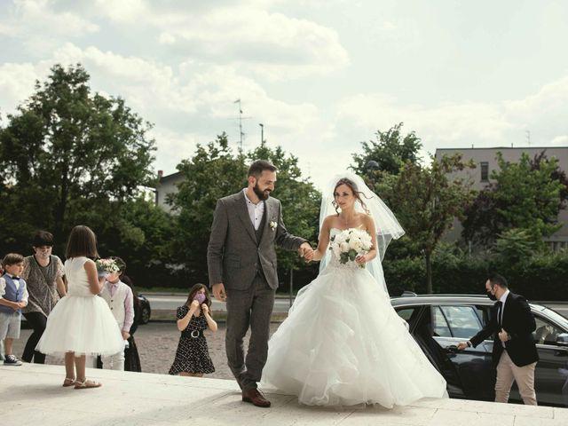 Il matrimonio di Simone e Noemi a Reggio nell'Emilia, Reggio Emilia 22