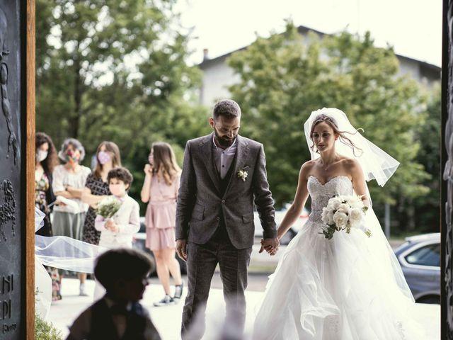 Il matrimonio di Simone e Noemi a Reggio nell'Emilia, Reggio Emilia 24