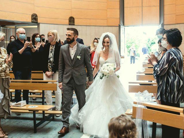 Il matrimonio di Simone e Noemi a Reggio nell'Emilia, Reggio Emilia 25