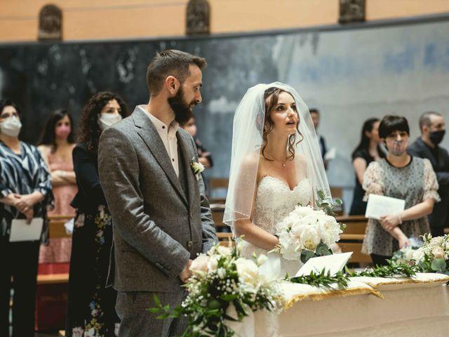 Il matrimonio di Simone e Noemi a Reggio nell'Emilia, Reggio Emilia 27
