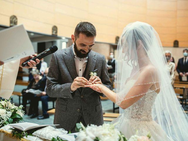 Il matrimonio di Simone e Noemi a Reggio nell'Emilia, Reggio Emilia 30