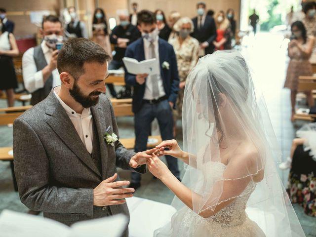 Il matrimonio di Simone e Noemi a Reggio nell'Emilia, Reggio Emilia 31