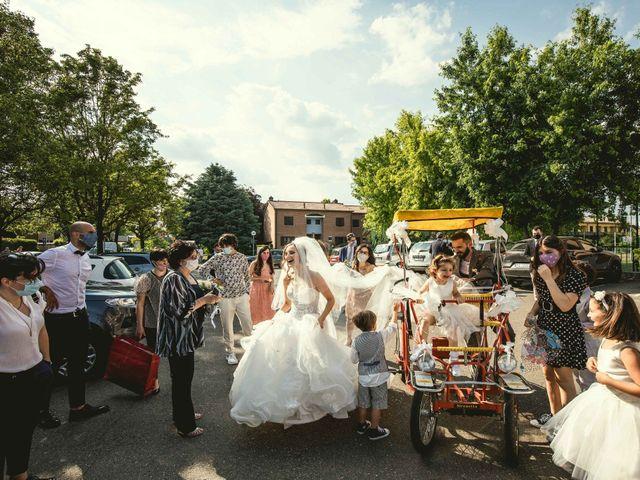 Il matrimonio di Simone e Noemi a Reggio nell'Emilia, Reggio Emilia 35