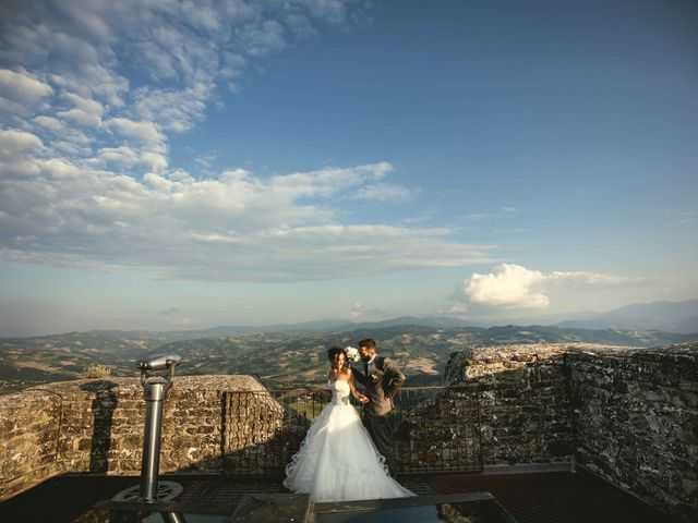 Il matrimonio di Simone e Noemi a Reggio nell'Emilia, Reggio Emilia 57