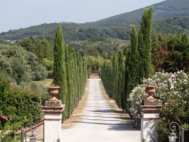 Il matrimonio di Samuel e Rachel a Lucca, Lucca 5