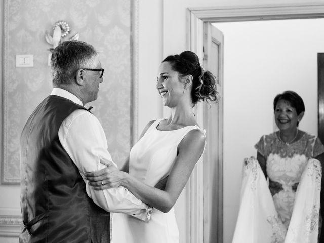 Il matrimonio di Samuel e Rachel a Lucca, Lucca 9
