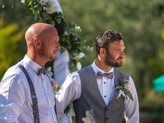 Il matrimonio di Samuel e Rachel a Lucca, Lucca 20