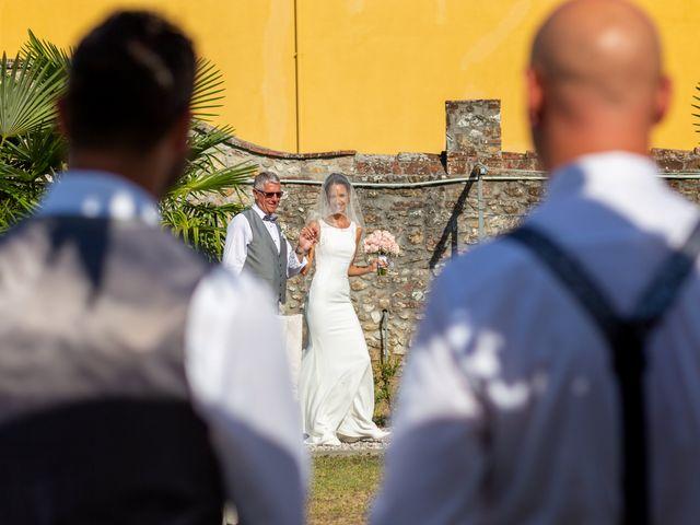 Il matrimonio di Samuel e Rachel a Lucca, Lucca 21