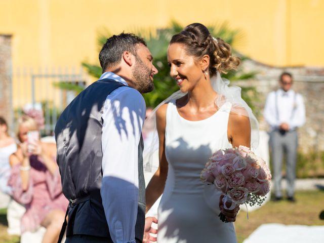 Il matrimonio di Samuel e Rachel a Lucca, Lucca 25