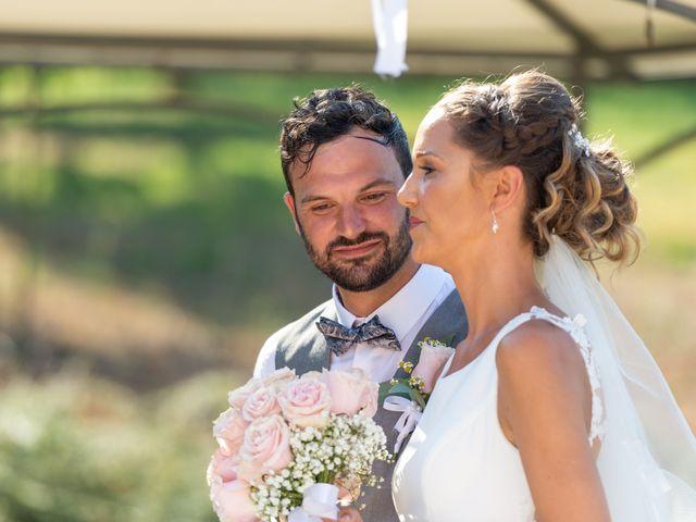 Il matrimonio di Samuel e Rachel a Lucca, Lucca 27