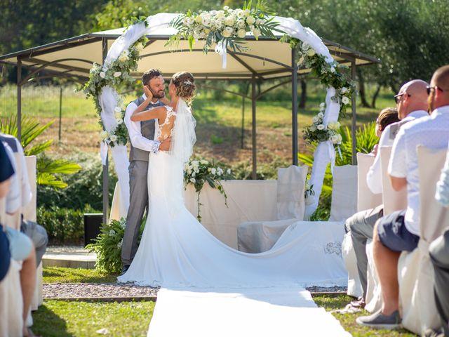 Il matrimonio di Samuel e Rachel a Lucca, Lucca 36