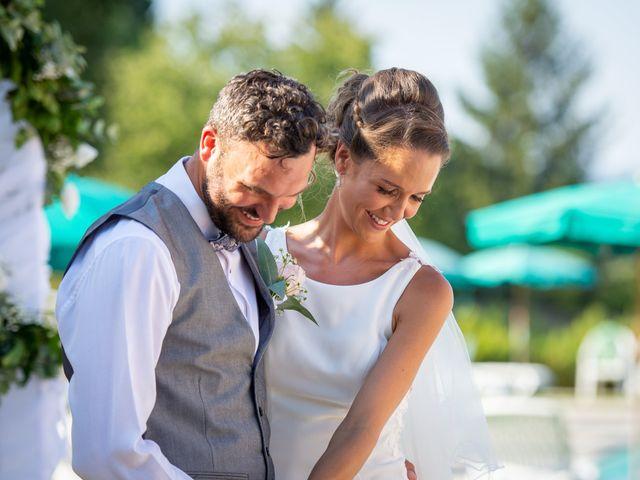 Il matrimonio di Samuel e Rachel a Lucca, Lucca 37