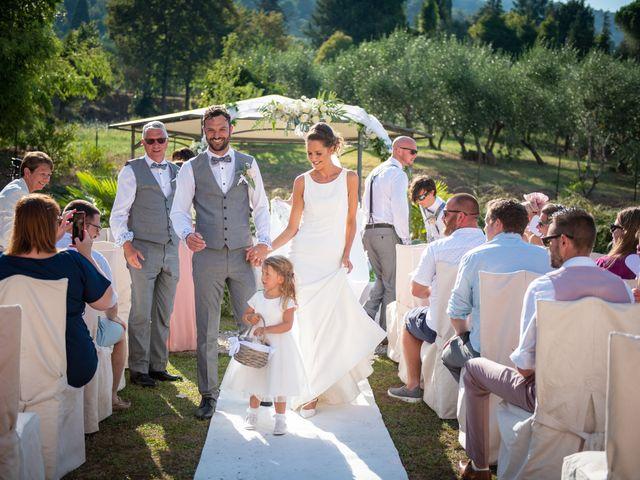 Il matrimonio di Samuel e Rachel a Lucca, Lucca 39