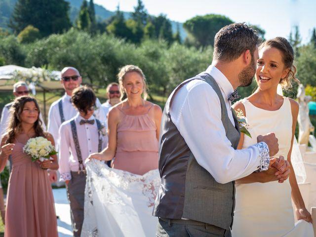 Il matrimonio di Samuel e Rachel a Lucca, Lucca 41