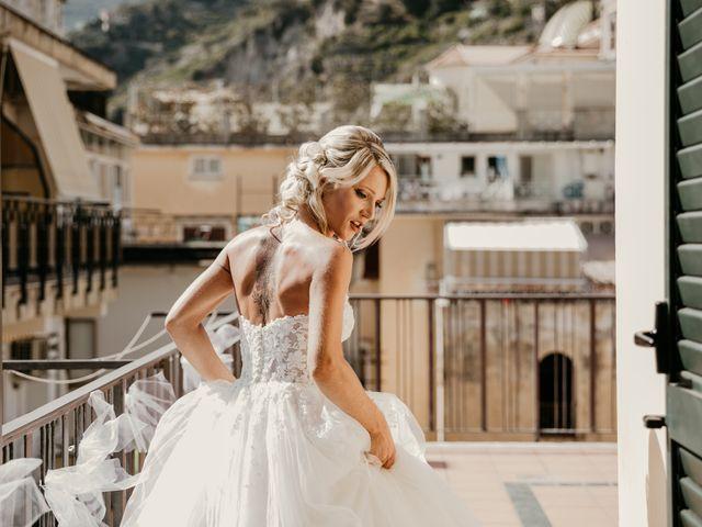 Il matrimonio di Marco e Francesca a Maiori, Salerno 23