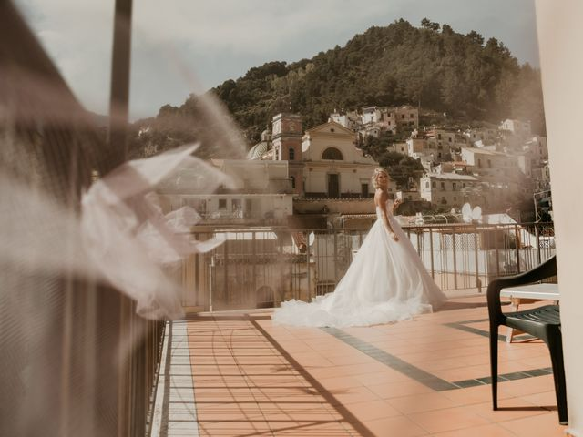 Il matrimonio di Marco e Francesca a Maiori, Salerno 25