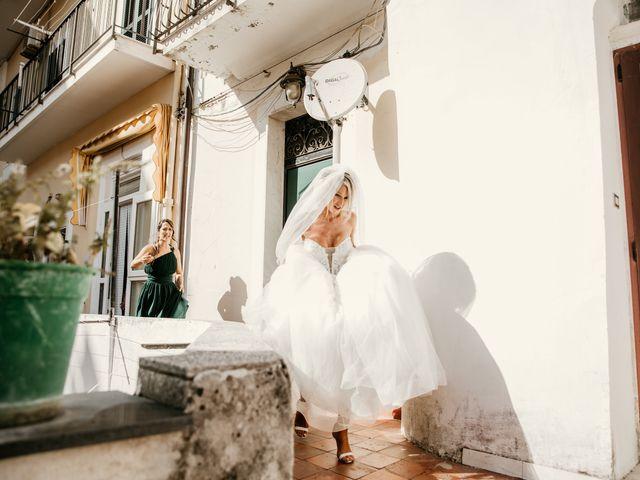 Il matrimonio di Marco e Francesca a Maiori, Salerno 34