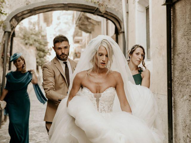 Il matrimonio di Marco e Francesca a Maiori, Salerno 37