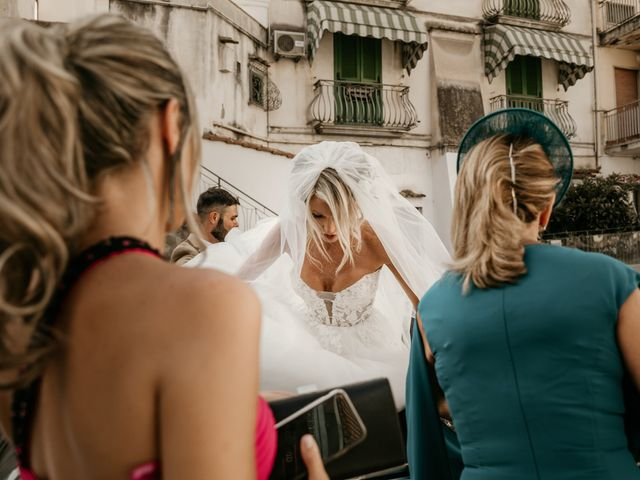 Il matrimonio di Marco e Francesca a Maiori, Salerno 39
