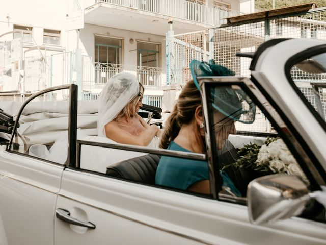 Il matrimonio di Marco e Francesca a Maiori, Salerno 41