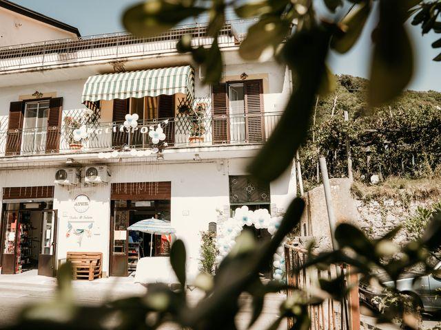 Il matrimonio di Marco e Francesca a Maiori, Salerno 43