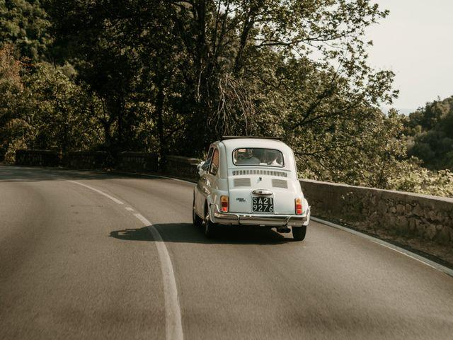 Il matrimonio di Marco e Francesca a Maiori, Salerno 59