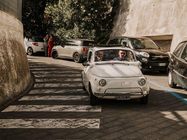 Il matrimonio di Marco e Francesca a Maiori, Salerno 60