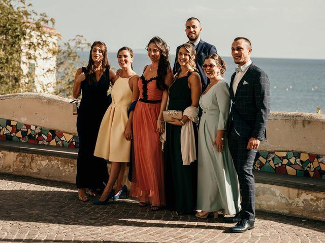 Il matrimonio di Marco e Francesca a Maiori, Salerno 63
