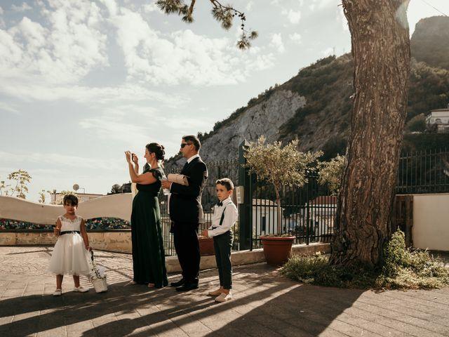 Il matrimonio di Marco e Francesca a Maiori, Salerno 65