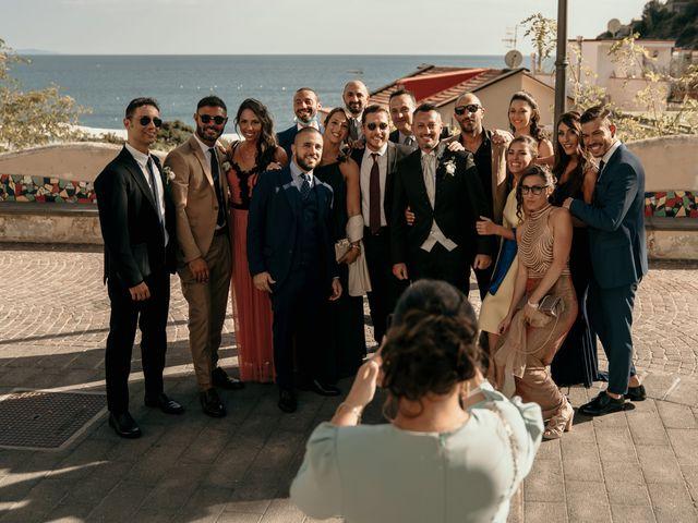 Il matrimonio di Marco e Francesca a Maiori, Salerno 70