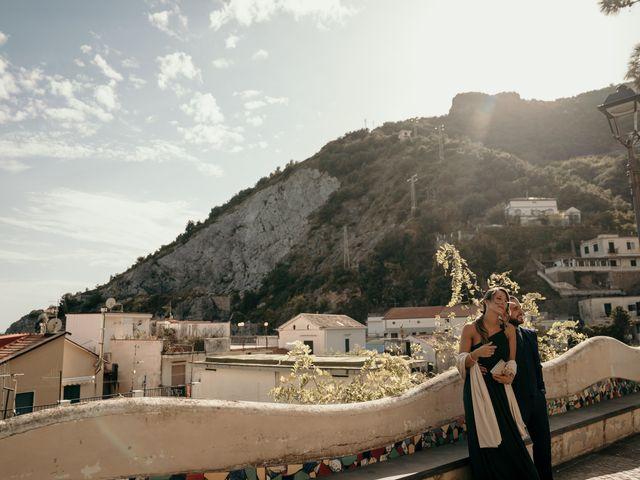 Il matrimonio di Marco e Francesca a Maiori, Salerno 71
