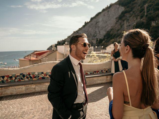 Il matrimonio di Marco e Francesca a Maiori, Salerno 72