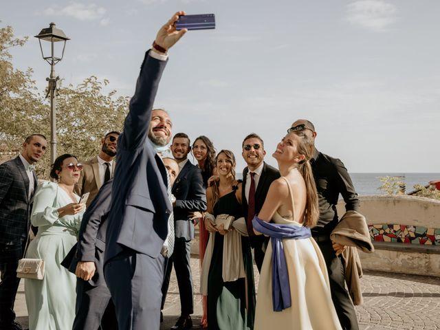 Il matrimonio di Marco e Francesca a Maiori, Salerno 74