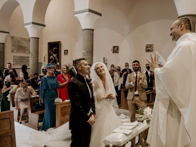 Il matrimonio di Marco e Francesca a Maiori, Salerno 85