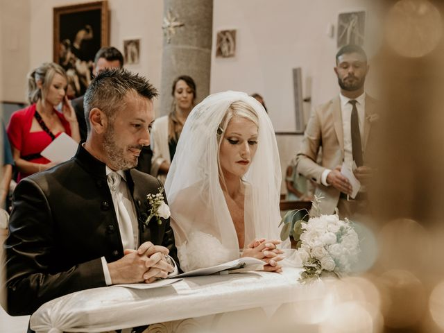 Il matrimonio di Marco e Francesca a Maiori, Salerno 86