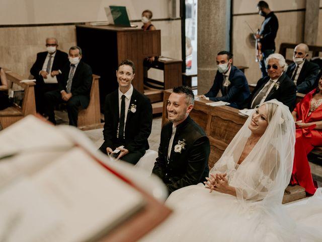 Il matrimonio di Marco e Francesca a Maiori, Salerno 98