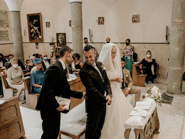 Il matrimonio di Marco e Francesca a Maiori, Salerno 102