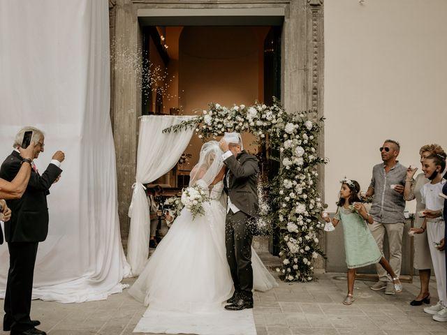 Il matrimonio di Marco e Francesca a Maiori, Salerno 105