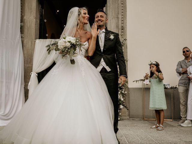 Il matrimonio di Marco e Francesca a Maiori, Salerno 107