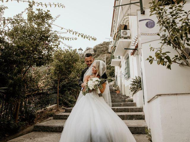 Il matrimonio di Marco e Francesca a Maiori, Salerno 111