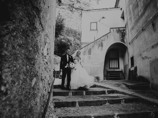 Il matrimonio di Marco e Francesca a Maiori, Salerno 112