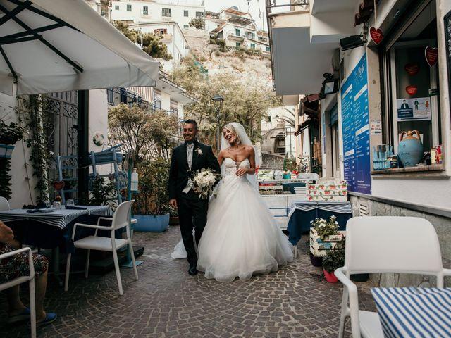 Il matrimonio di Marco e Francesca a Maiori, Salerno 113